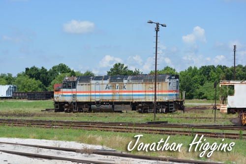 Amtrak EMD F40PH Engine #307