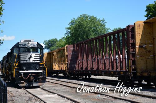 railfanning in new bern nc � train aficionado
