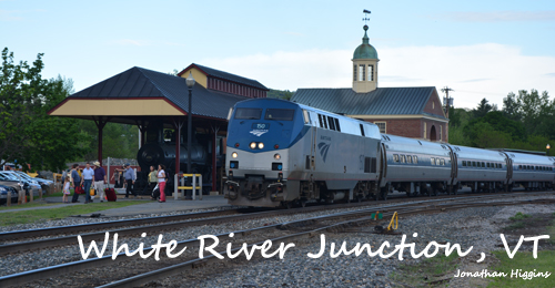 White River Junction Station