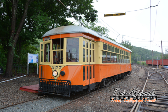 Shore Line Trolley Musuem