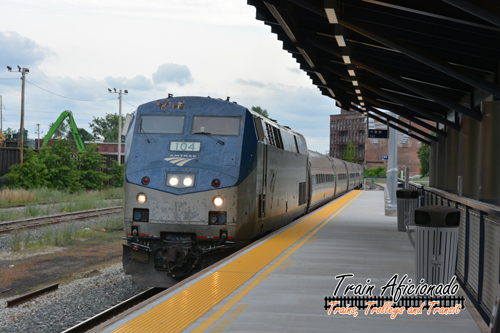 Amtrak Holyoke Station