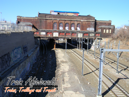 Forgotten Pawtucket-Central Falls Station
