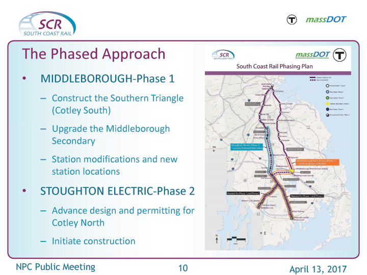 South Coast Rail Project