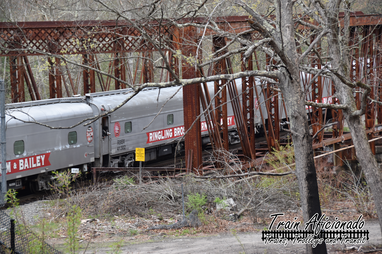 Ringling Bros. Circus Train