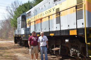 Bay Colony Railroad #1701