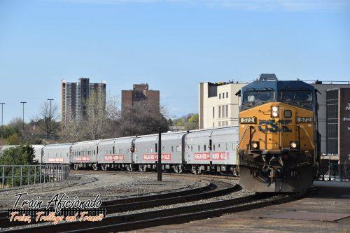 CSX – Train Aficionado