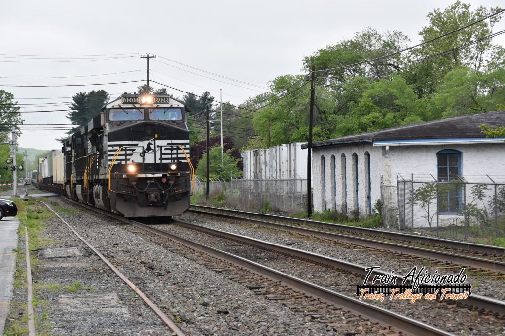 Macungie, PA - Train Watching Park