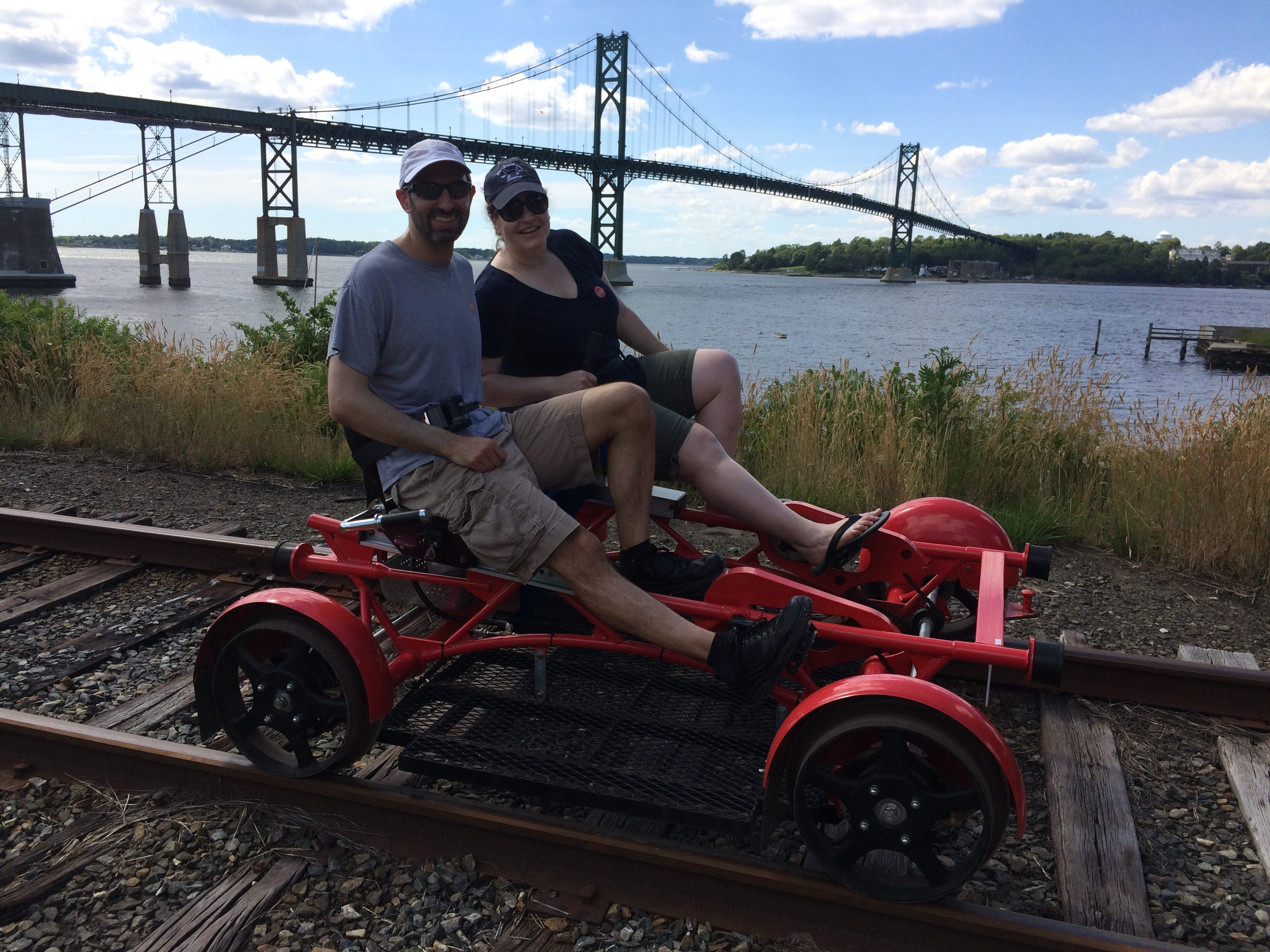 Rail Explorers RI