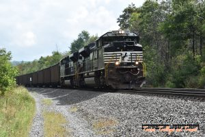 Chasing Norfolk Southern 2017