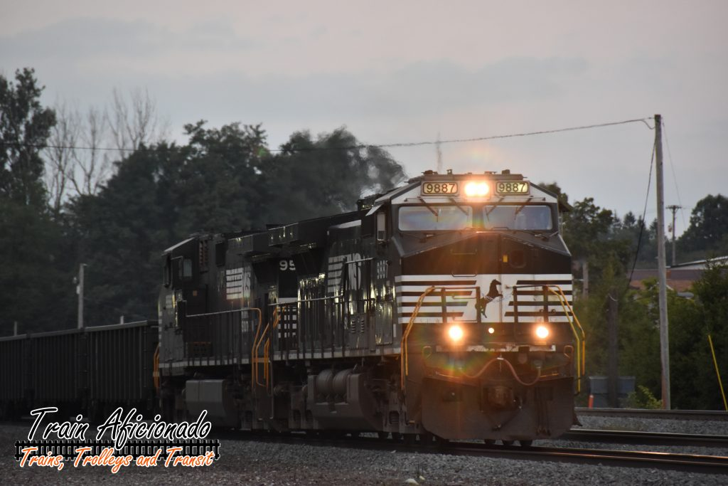 Railfanning Cresson