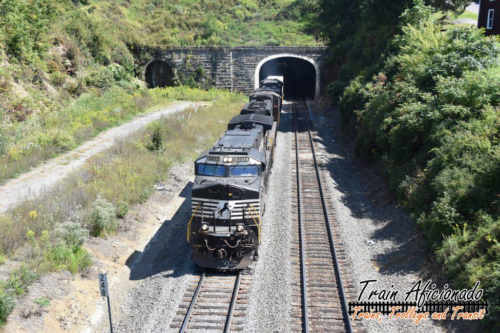 Railfanning Gallitzin, PA