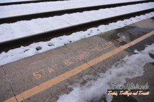 Railfanning in the Winter