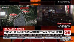 Breaking News | Media Give Railroads Instant Black Eye