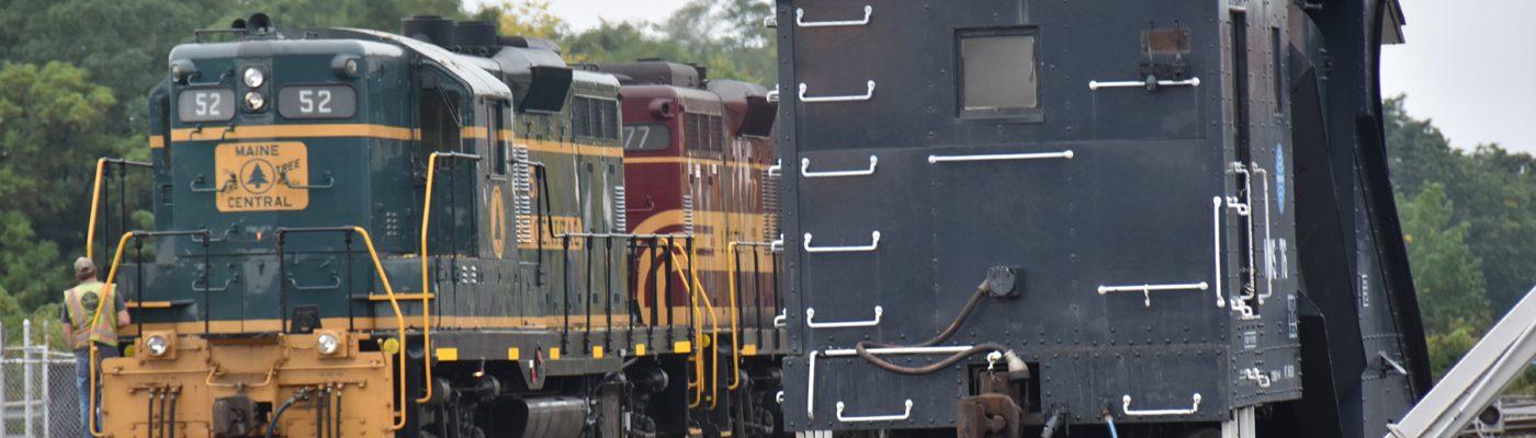 Middleboro/Lakeville Line – Train Aficionado